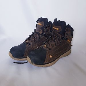 Wolverine Mid Composite Steel Toe Boots